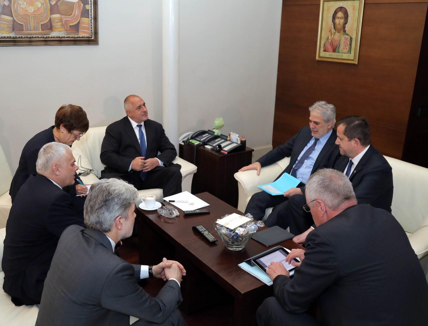 Стилианидис: България с възлова роля при гражданска защита