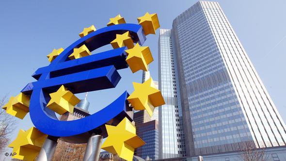 ЕЦБ е притеснена от засилващото се евро и от евентуална търговска война