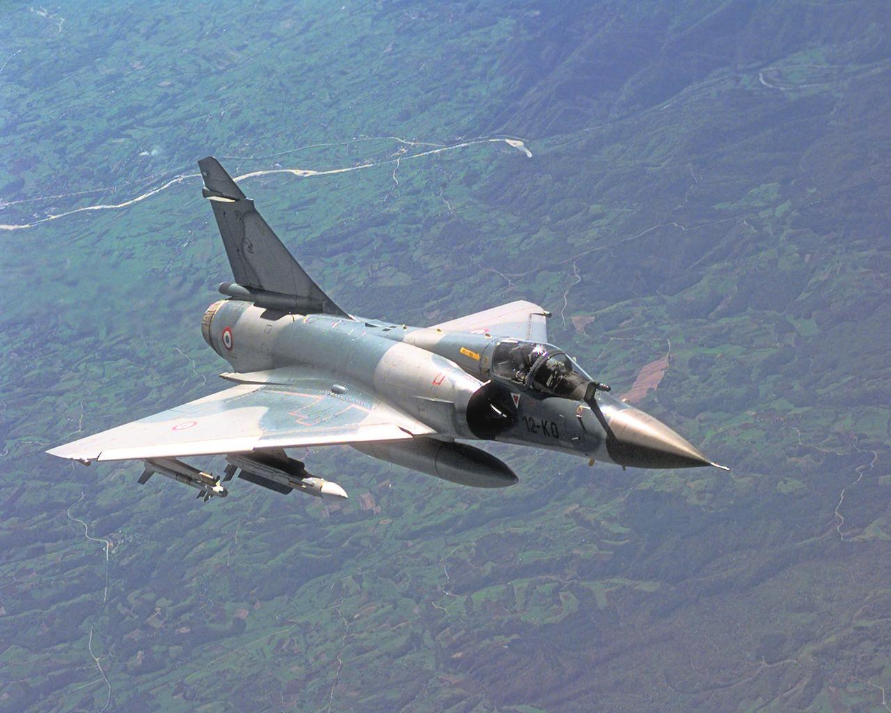 Гръцки изтребител се разби край о-в Скирос, пилотът загина