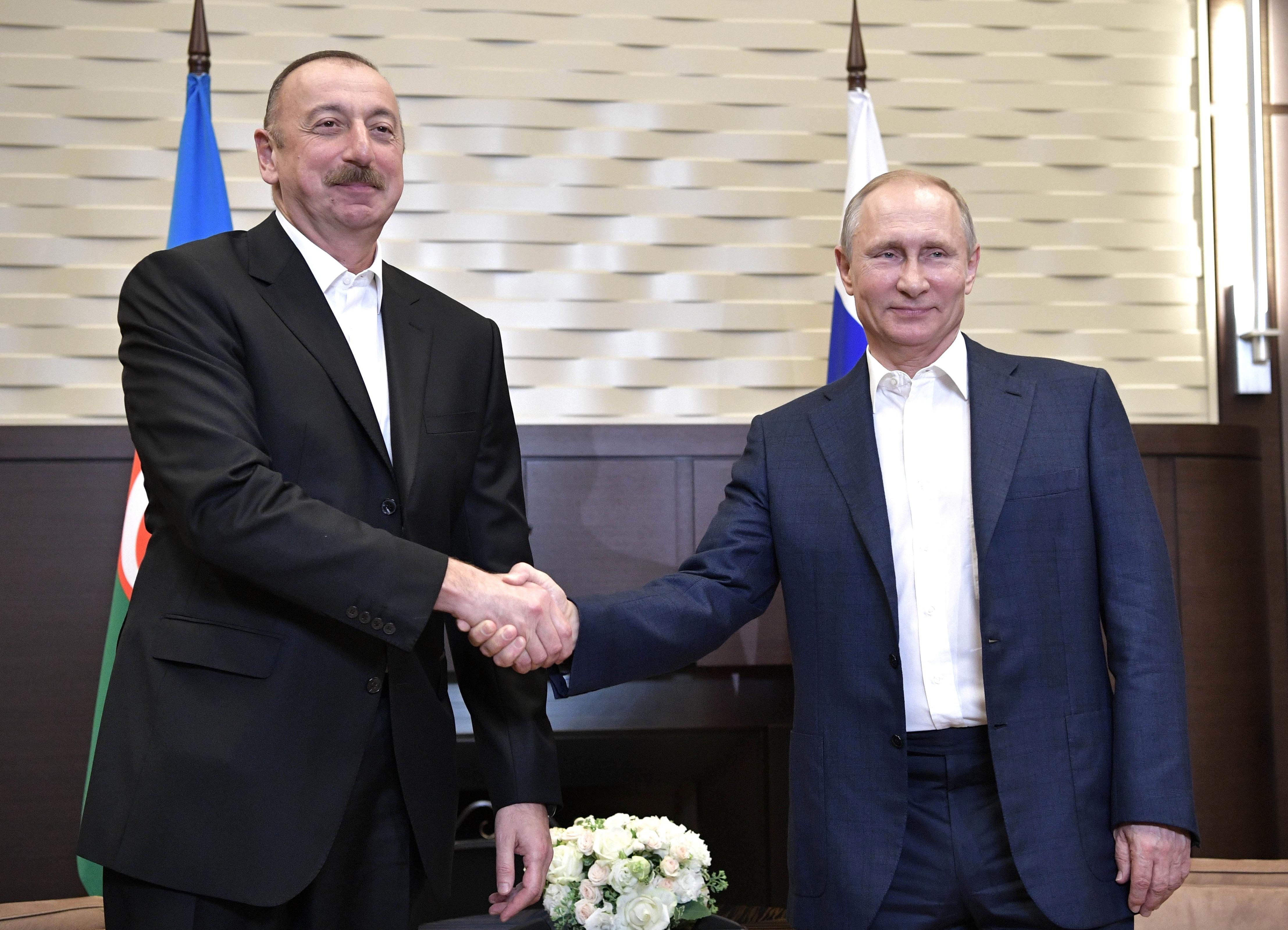 Илхам Алиев печели нов мандат с 86%