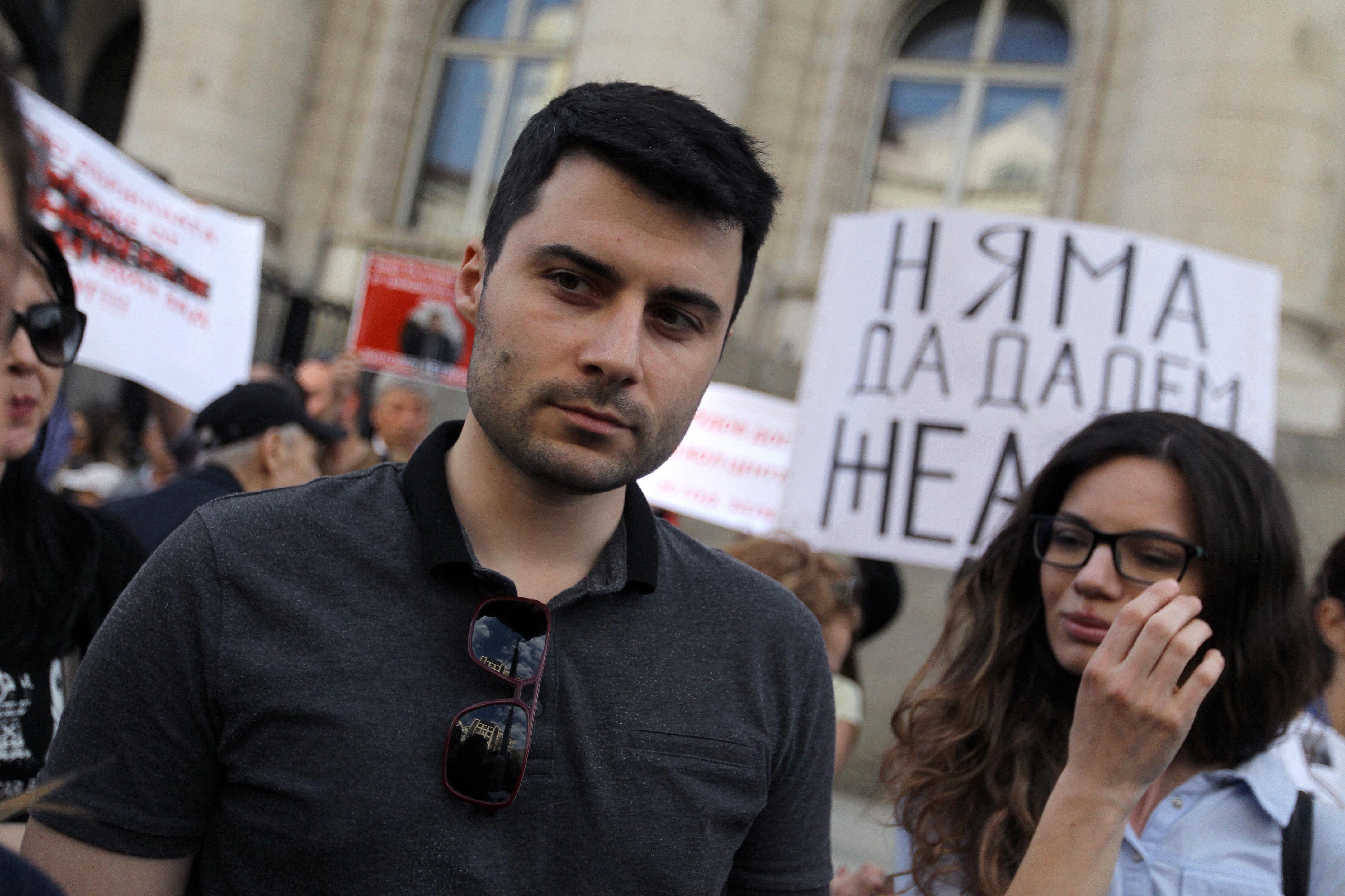 """Стотици протестиращи: """"Аз съм Желяз"""""""
