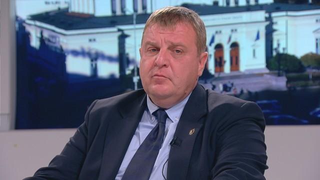 Каракачанов: Не са ни питали за участие в удар по Сирия
