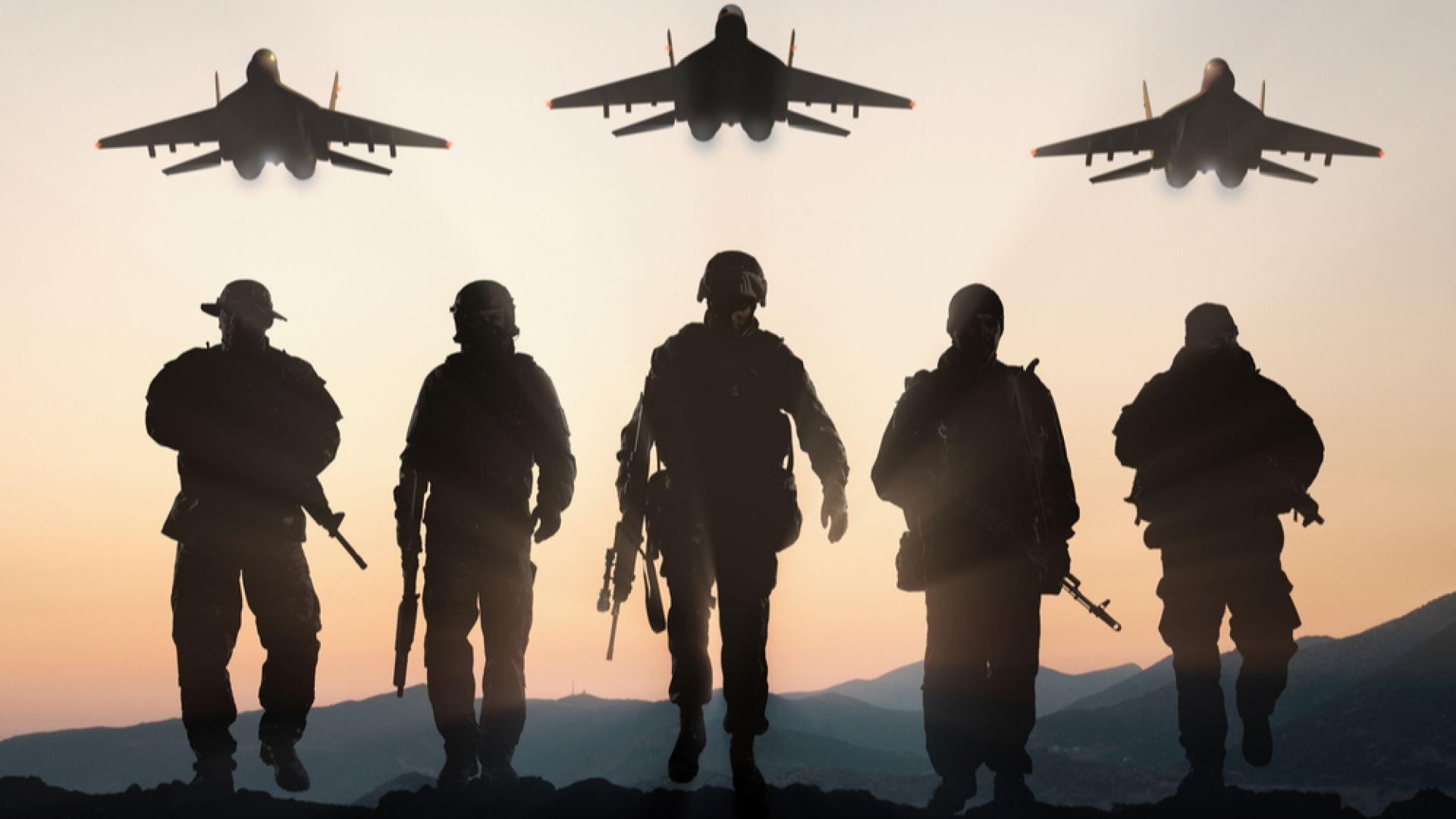 За ролята на базите в Суда и Кипър при удари в Сирия