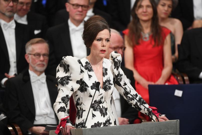 Оставка в Шведската академия за Нобелови награди