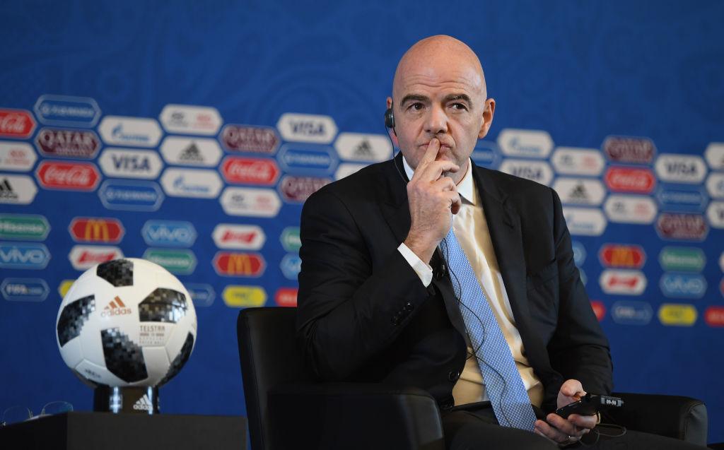 Увеличават отборите на Световното в Катар на 48?