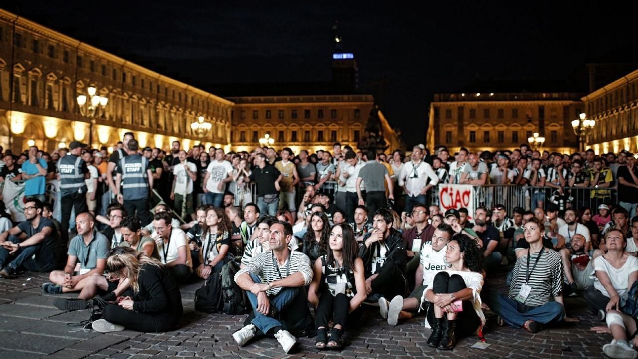 Осем арестувани за страховития хаос в Торино