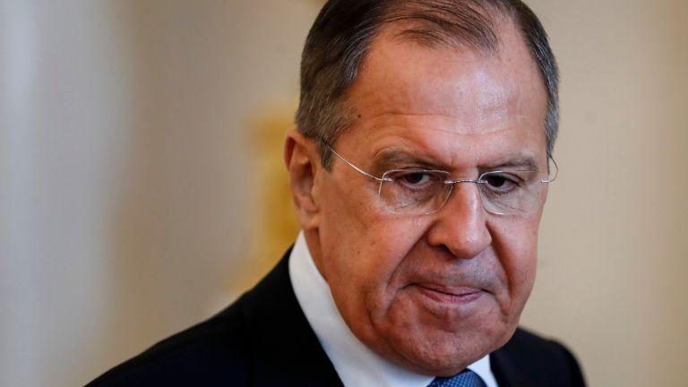 Лавров: Следи от химическо оръжие на въоръжение в НАТО