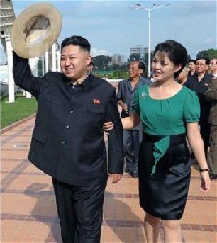 Съпругата на Ким Чен Ун - певица и модна икона