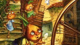 Джани Родари - приказка за тъжното дете, което написа най-веселите детски приказки
