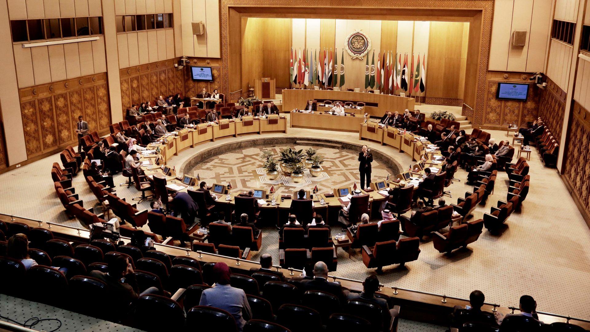 """Арабската лига обсъжда """"крещящи намеси на Иран"""""""