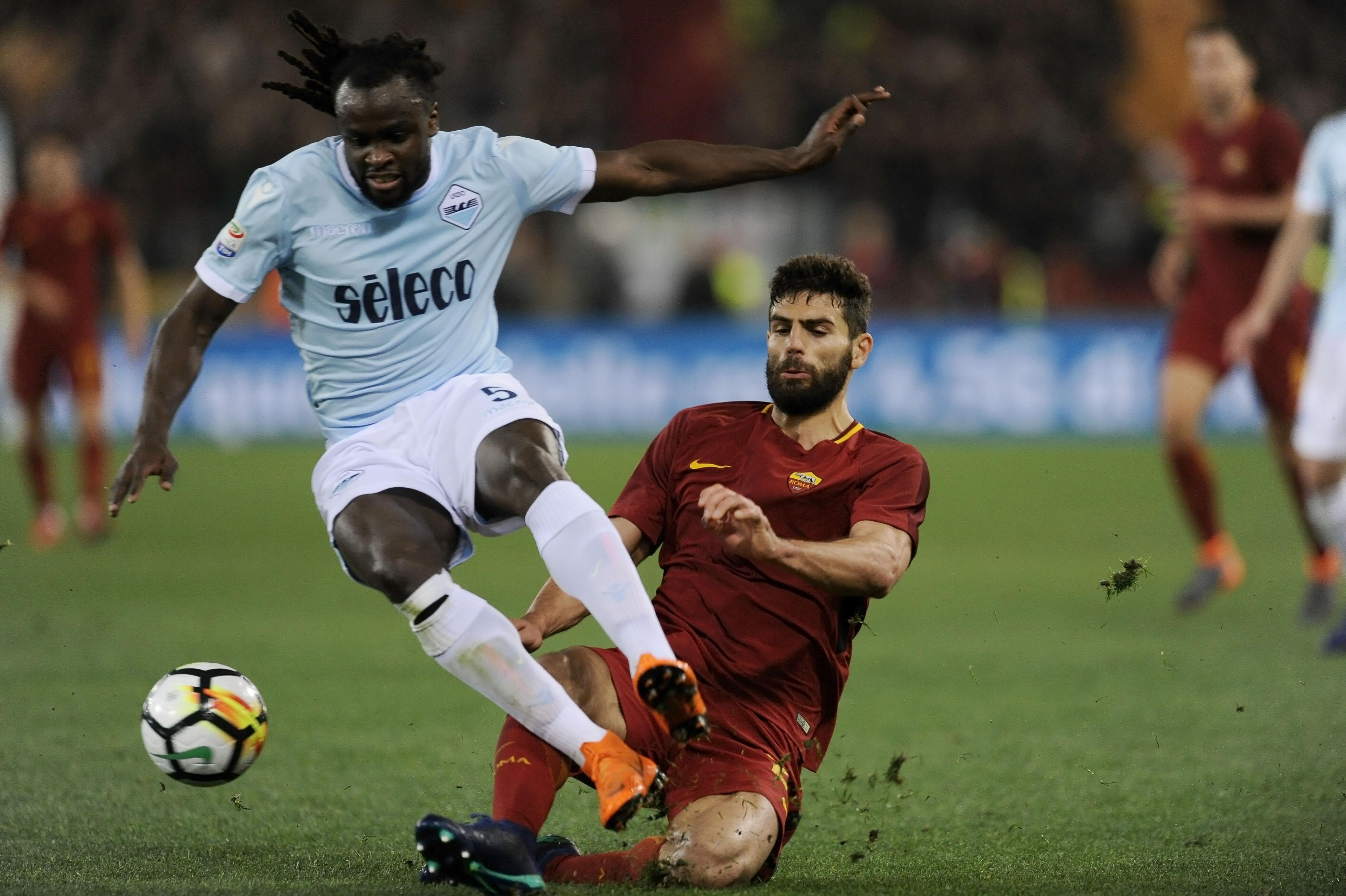 Две нули и расистки обиди в дербито на Рим