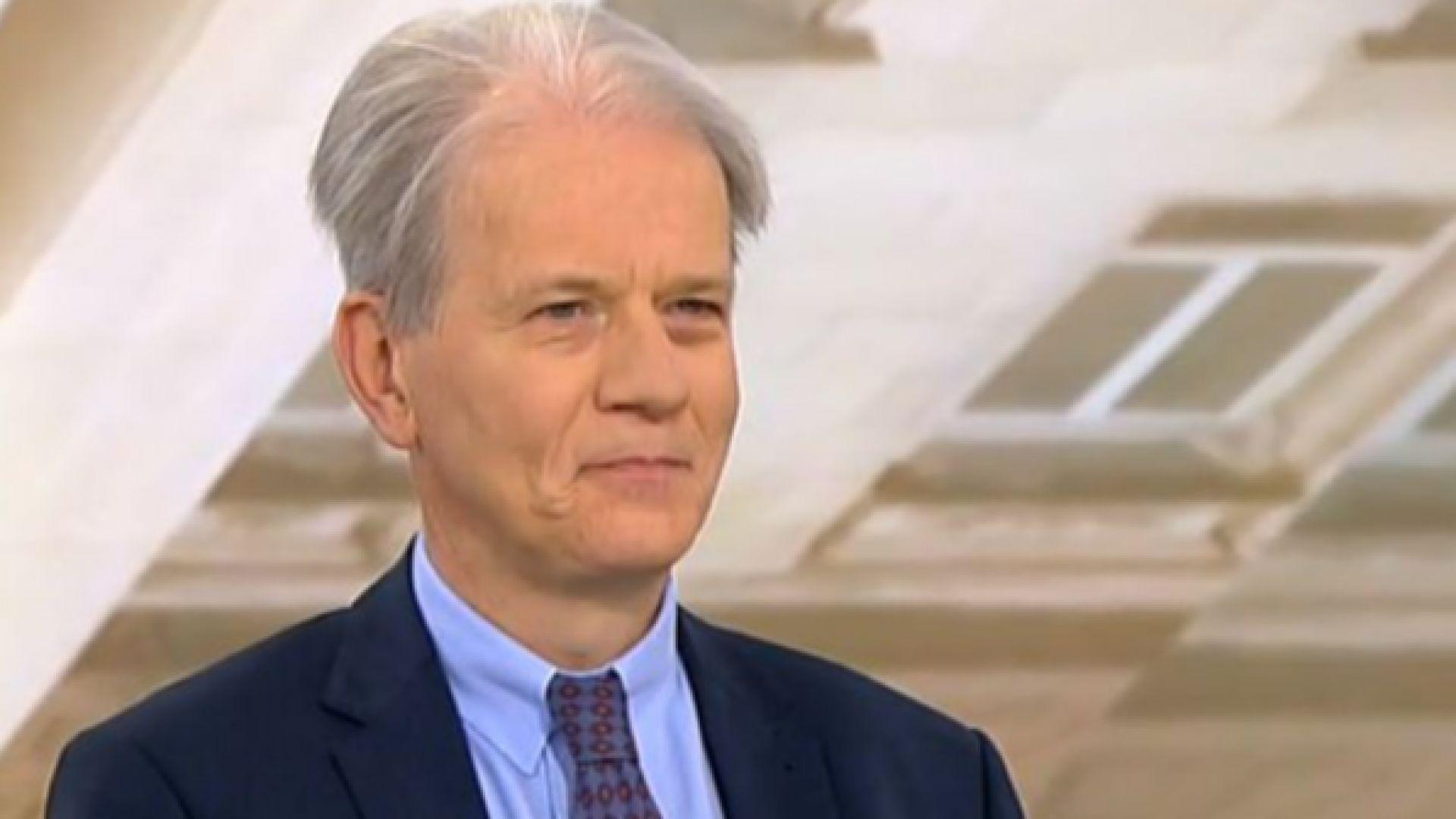 Ерик Льобедел: ПВО на Сирия не бе ефективна срещу ракетите