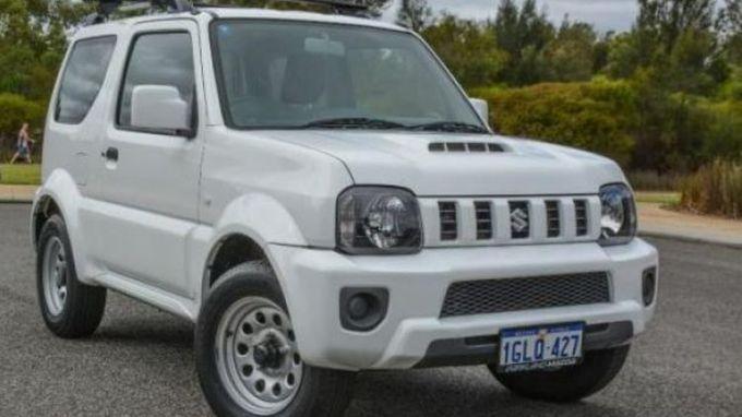 Suzuki  Jimny 2 вече няма да се произвежда