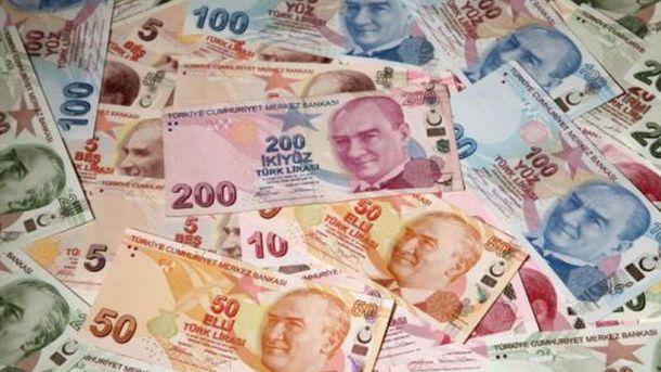 """""""Мудис"""": Слабостта на турската лира е кредитно негативна за суверенния рейтинг на страната"""