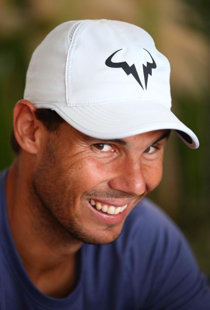 Надал: Федерер уж искаше да играем на клей...