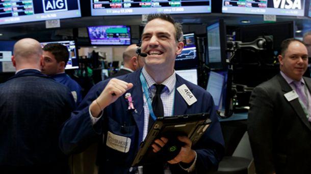 Позитивен старт на търговията на Уолстрийт