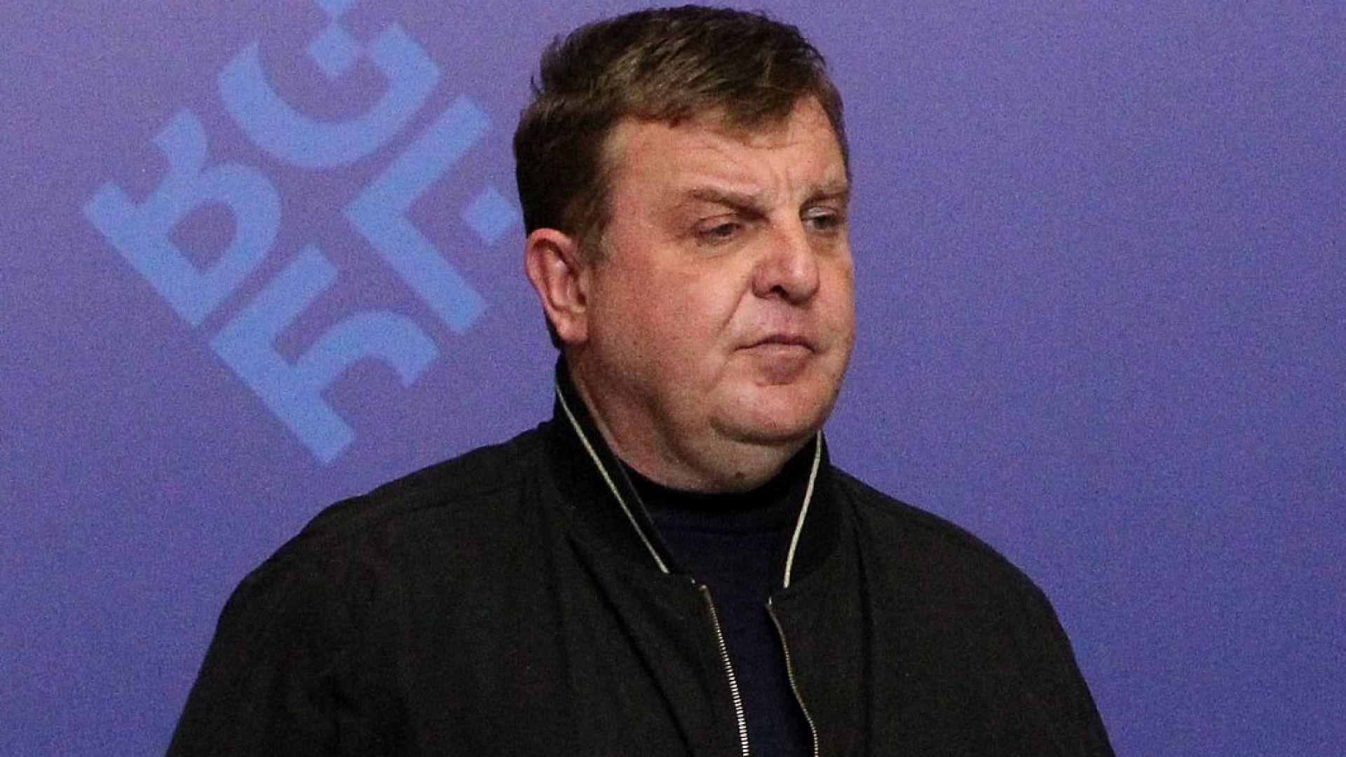 Каракачанов: Позицията ни за Сирия е балансирана