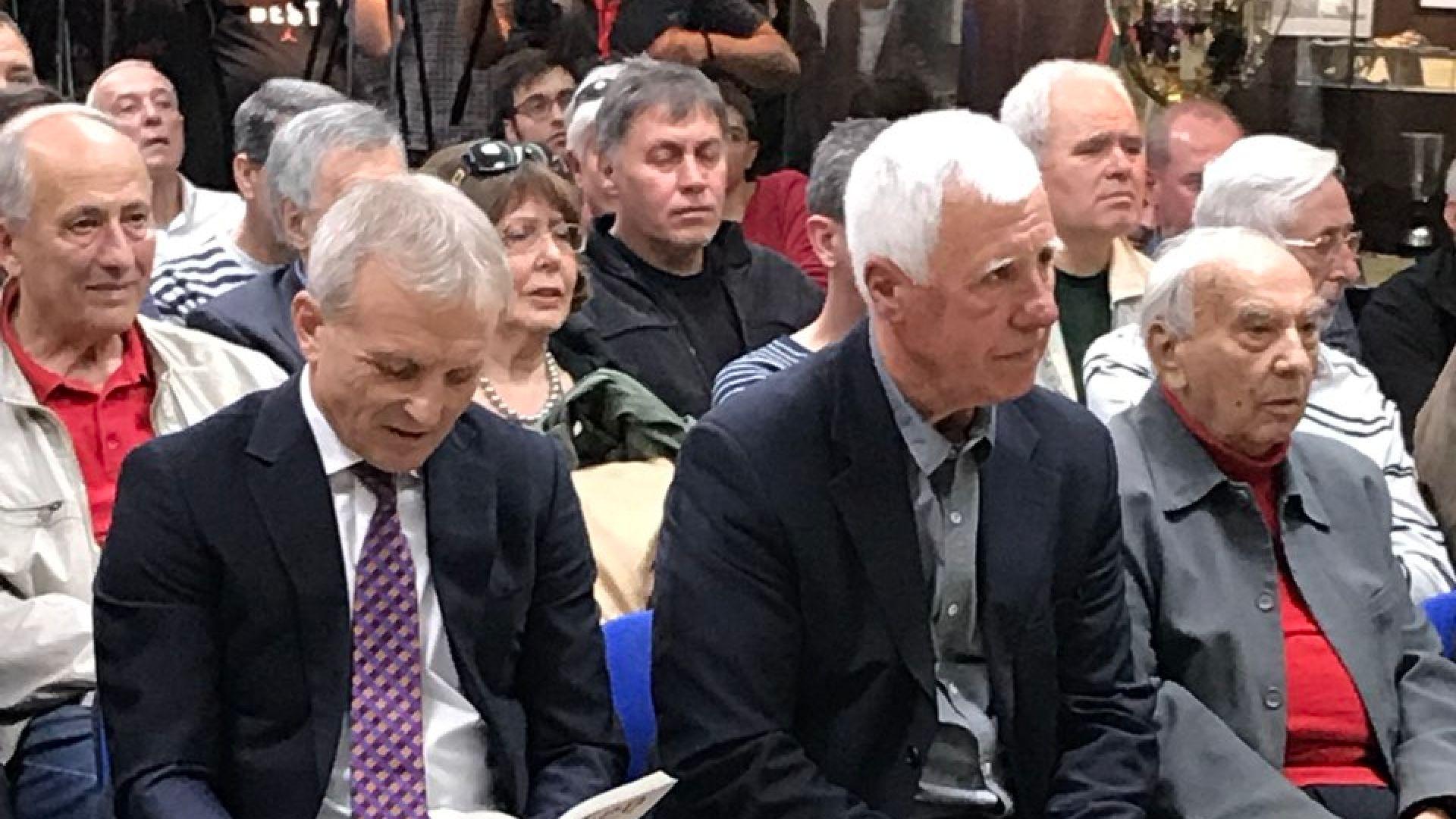 """Гриша Ганчев атакува """"Лудогорец"""": Титлата им е капарирана"""