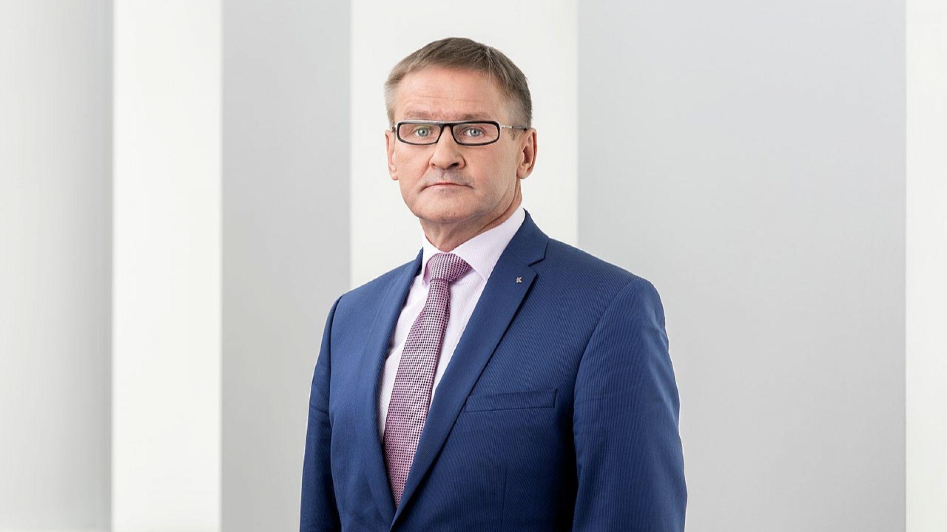 Оставка на естонски министър, карал бързо с алкохол в кръвта