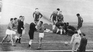 Битката за Сантяго - най-грозният мач в историята на футбола