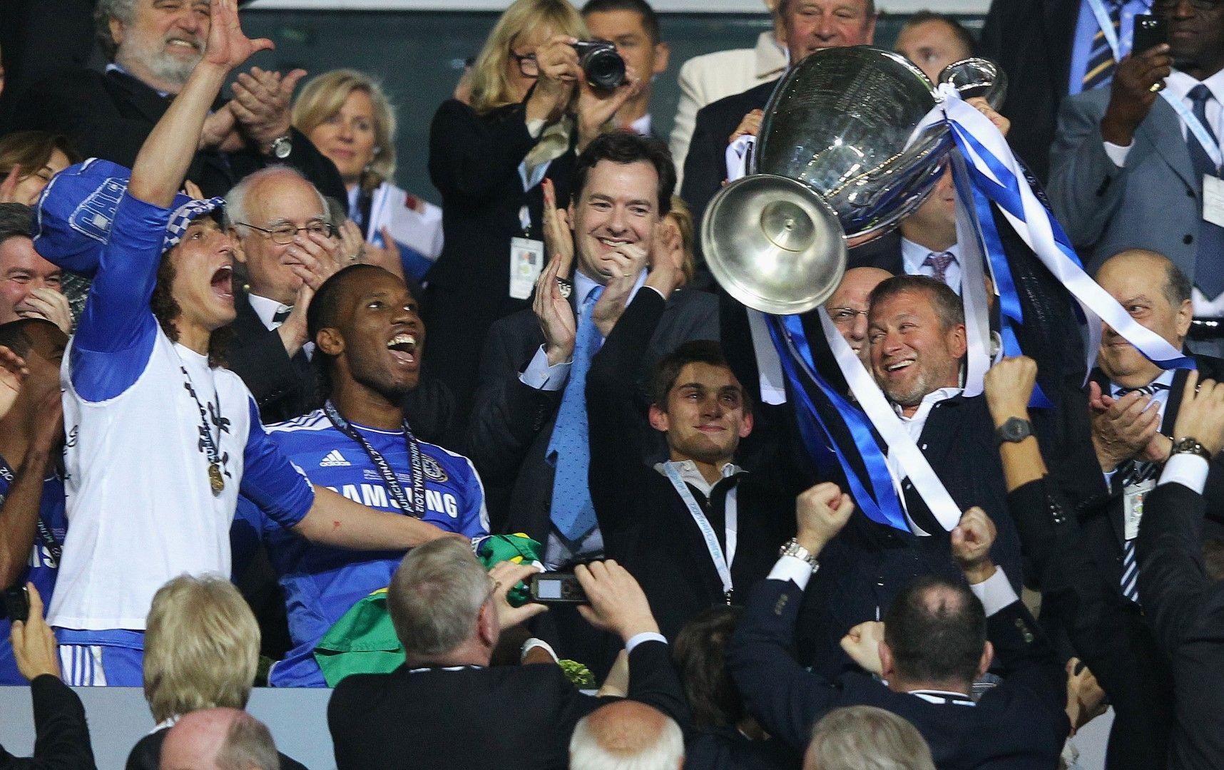 Най-големият триумф, победата в Шампионската лига