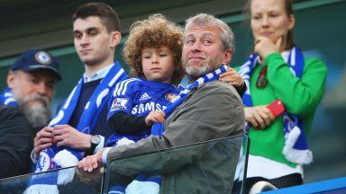 """Защо Абрамович пропусна триумфа на """"Челси"""" за Купата на Англия?"""