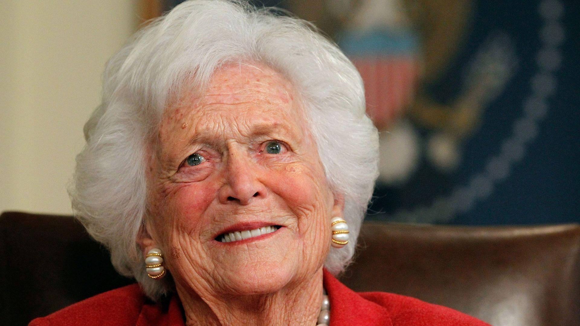 Почина бившата първа дама Барбара Буш