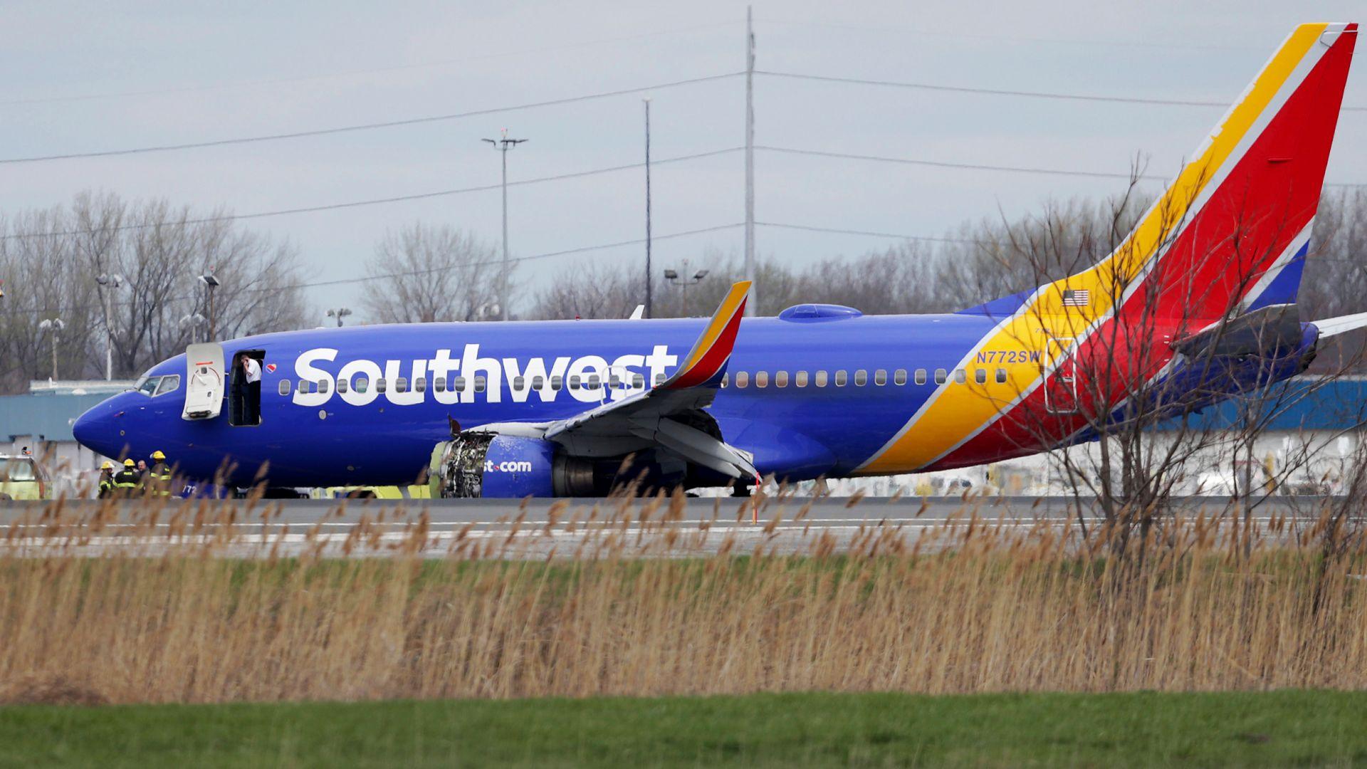 Жертва и ранени при аварийно кацане на самолет