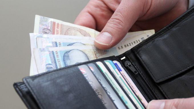 НСИ: Увеличение на доходите през 2017 година с 8,1% при повишение на разходите с 9,7%