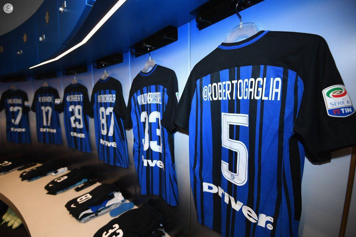 Играчи на Интер излязоха с профили вместо имена