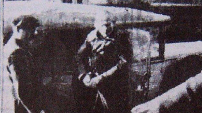 Сократ Алберт Киршвенг убива две от съпругите си