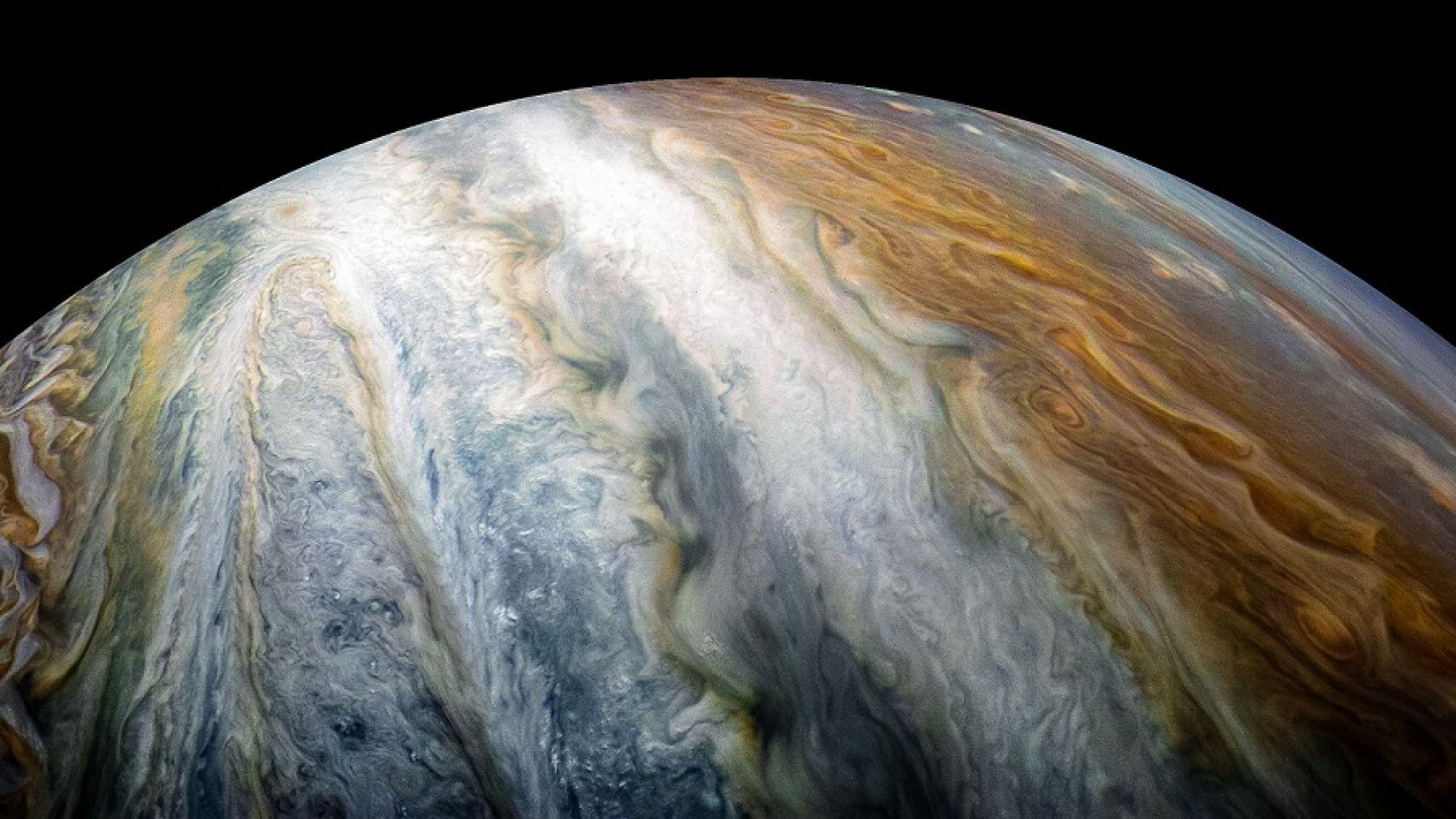 Как звучи Слънчевата система (видео)