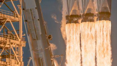 Ракетите, с които разполага НАСА (снимки)