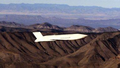 """Америка тества нови """"невидими"""" ракети в Сирия"""