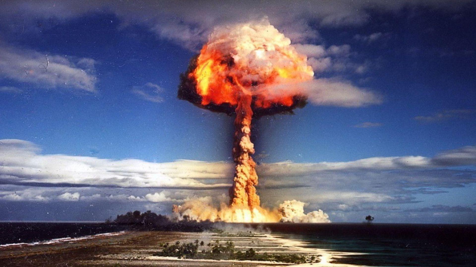Ядрена война ще спаси Земята от глобалното затопляне