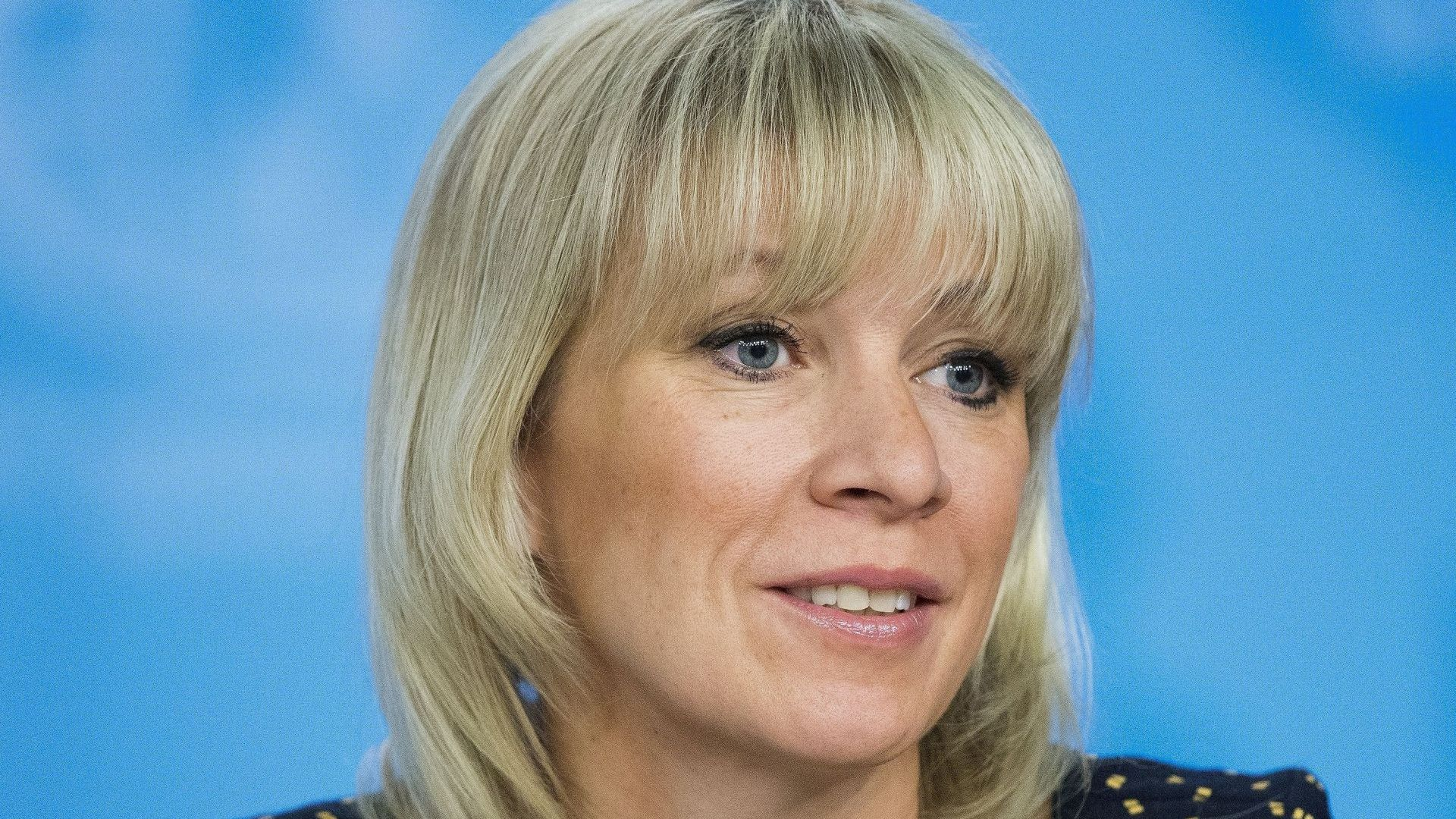 """Мария Захарова: Чичо Сам да спре да """"трови"""" венецуелците"""