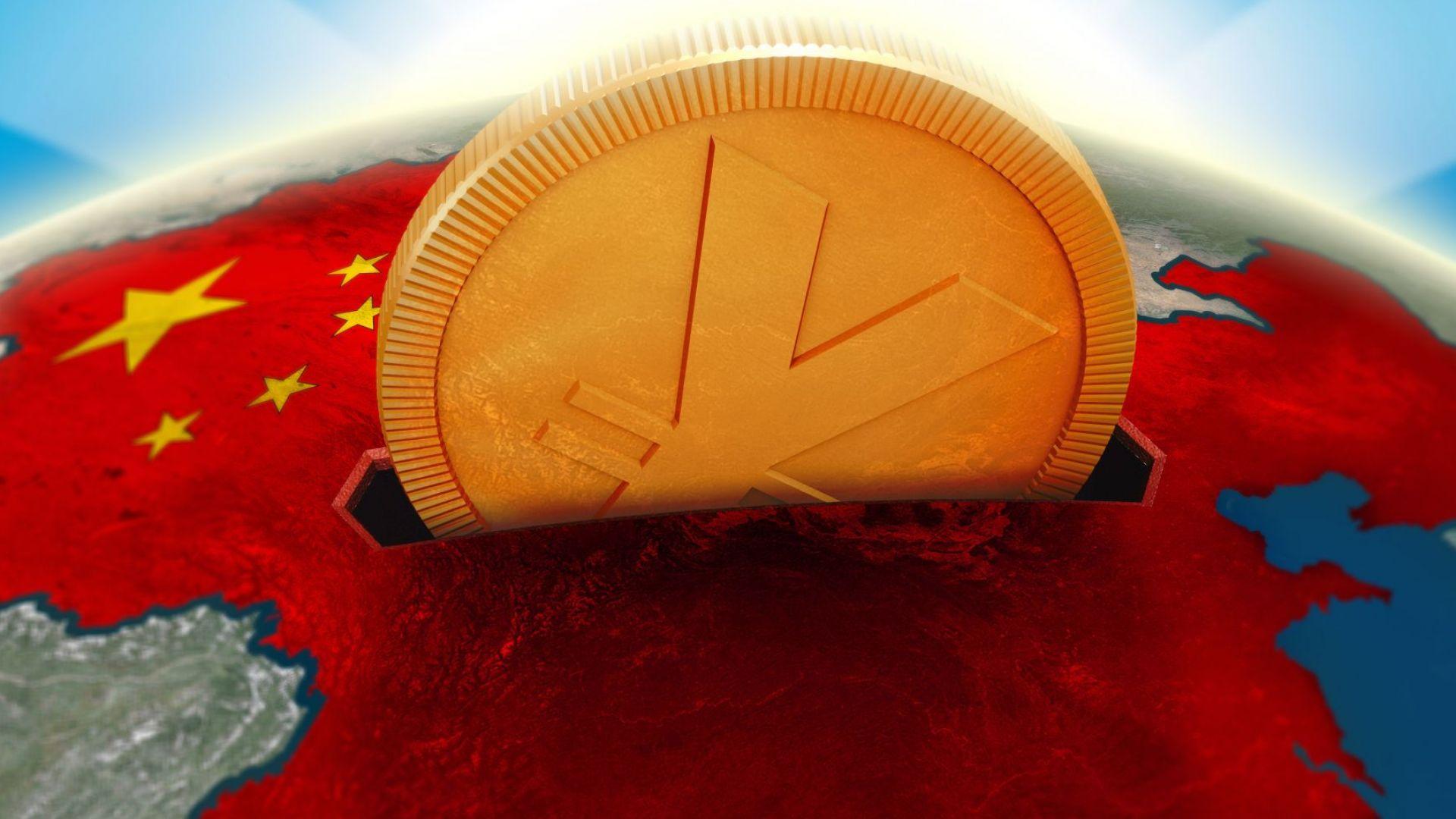 Китайската икономика дръпна напред