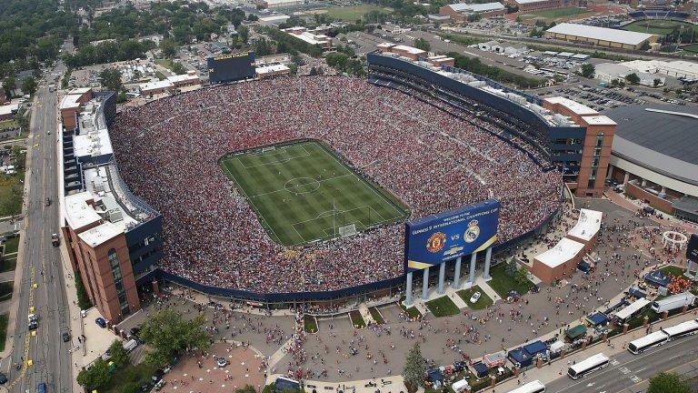 Шампионската лига се мести в Америка