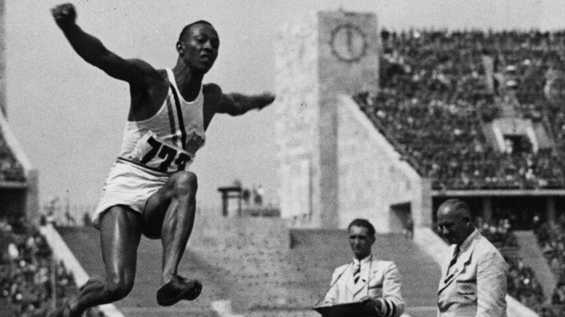 Медал на легендарния Джеси Оуенс от Берлин 1936 се продава за рекордна сума
