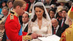 Сватбата на Уилям и Катрин