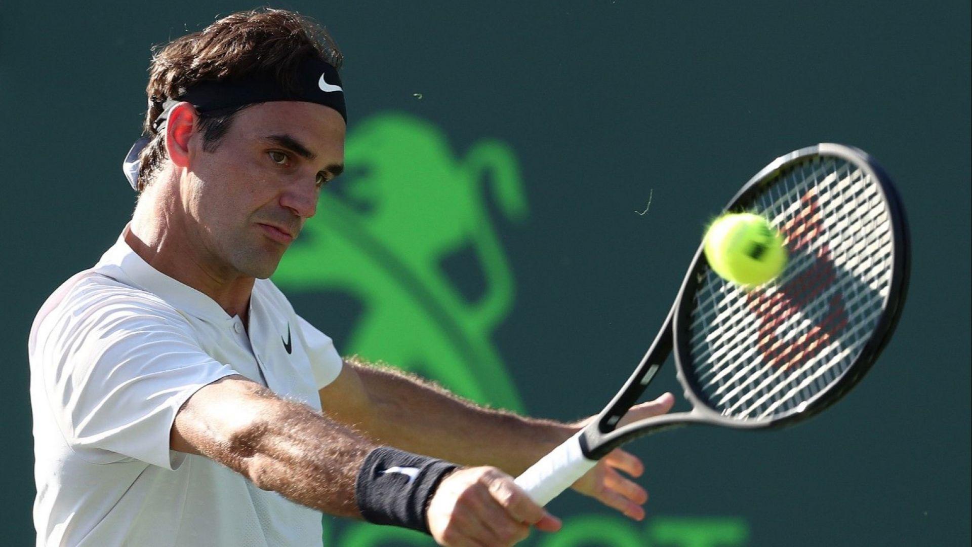 Федерер отново седна на трона, Джокович изпадна от топ 15