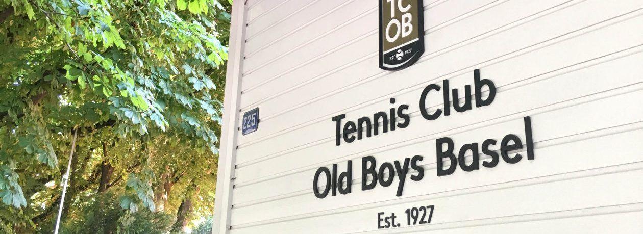 Първият му тенис клуб, където и до днес се връща да помага финансово