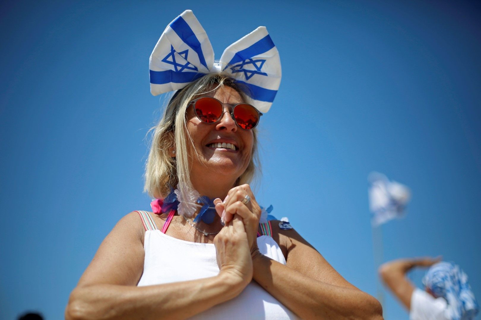 В Израел празнуват 70-годишен юбилей