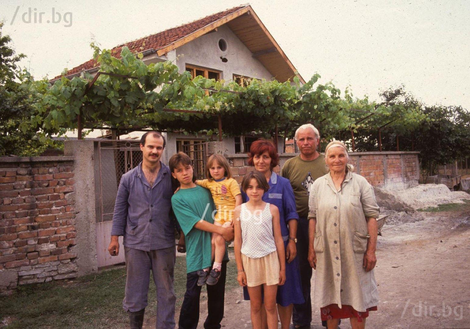 Семейството очаква връщането на Христо. Снимка: Иван ГРИГОРОВ