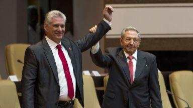 Смяна на Кастро в Куба: Мигел Диас-Канел е новият президент