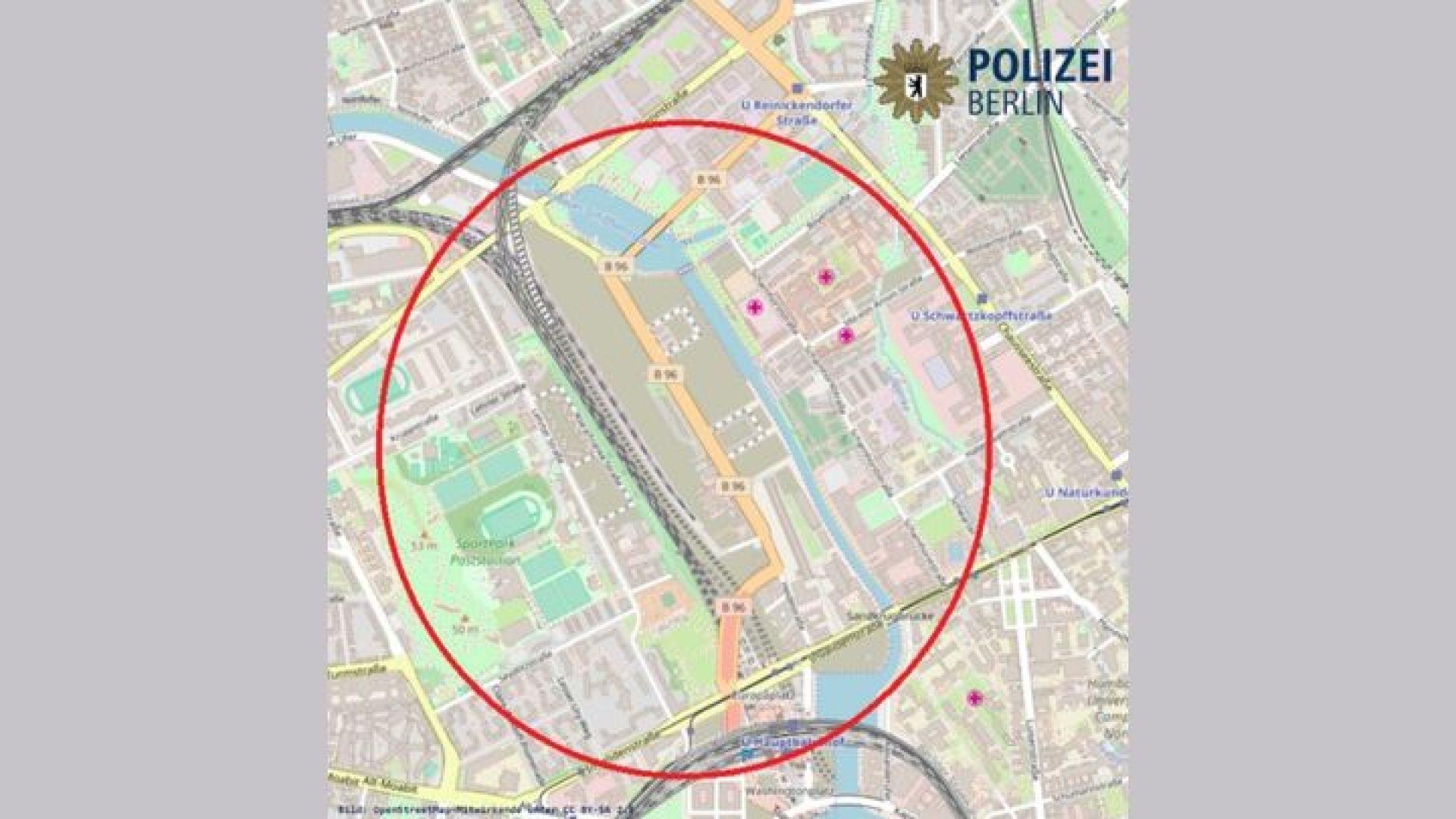 Обезвреждане на бомба в Берлин променя захода на самолети