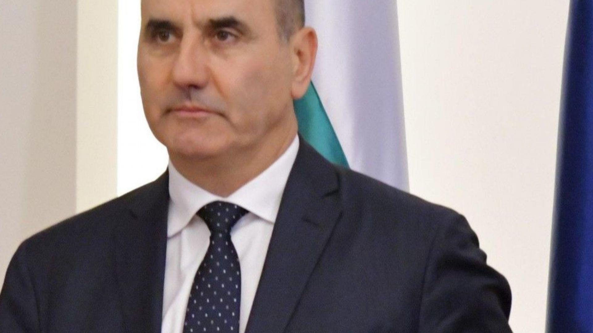 Цветанов: От София до Пловдив - поне три камери