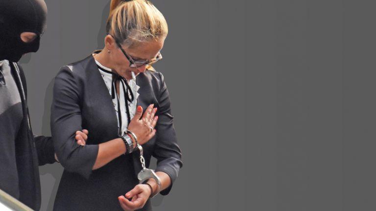 Арестът на Иванчева