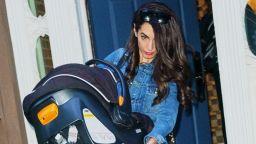 Вижте дъщерята на Джордж и Амал Клуни