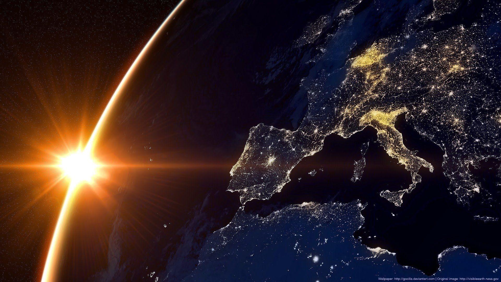Задава се конкуренция за Google Earth